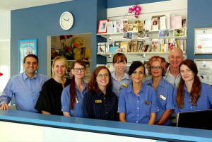 The Team at Parkinson Vet